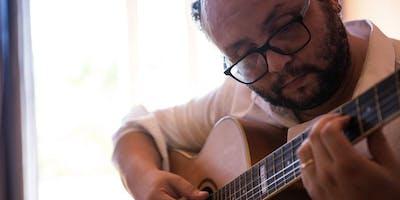 Show Guto Leite | Música | Sesc Centro