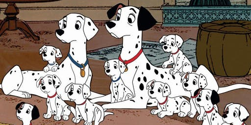 "Spring Break 2020: Disney's ""101 Dalmations"" (Grades K - 6)"