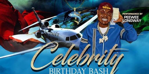 Shark of Wallstreet Celebrity Birthday Bash