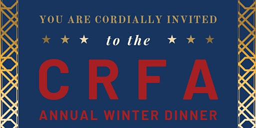 The College Republican Federation of Alabama Winter Dinner