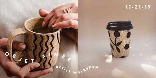 Objet Aimée Workshop