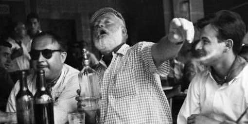 A night with Papa Hemingway