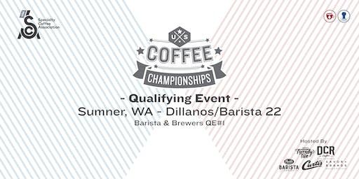 CoffeeChamps Qualifying Event - Sumner, WA 2020