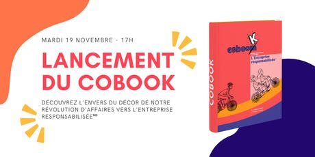 Lancement  du Cobook tickets