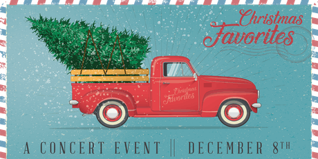 Christmas Favorites tickets