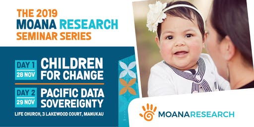 Moana Research Seminar Series 2019