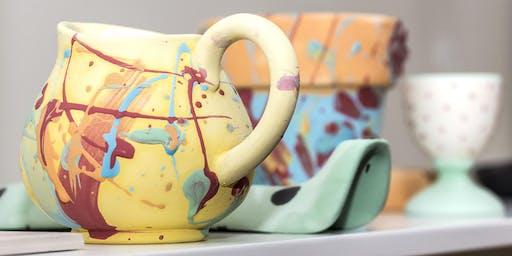 BYO Late Night Pottery Painting!