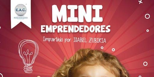Taller : Mini Emprendedores