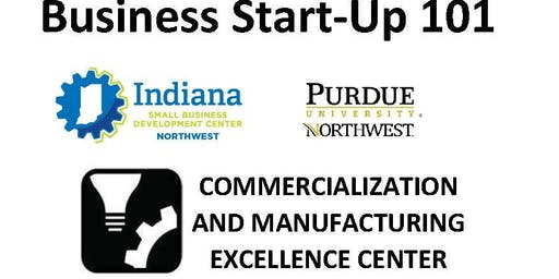 Business Start-up 101 in Hammond