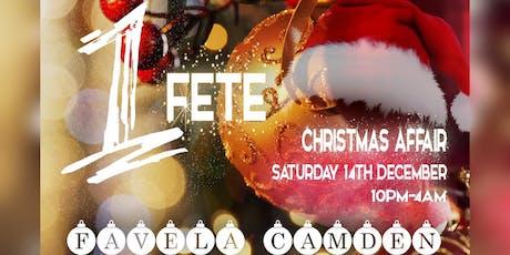 1 Fete - Christmas Wear Affair tickets