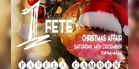 1 Fete - Christmas Wear Affair tickets