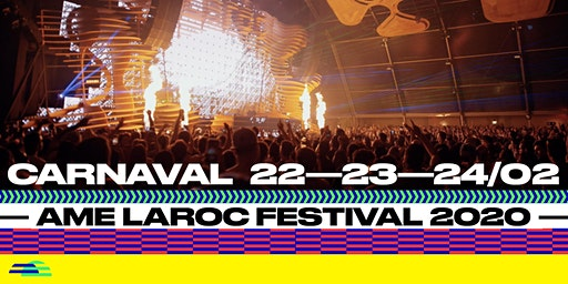Ame Laroc Festival 2020 - Passaporte