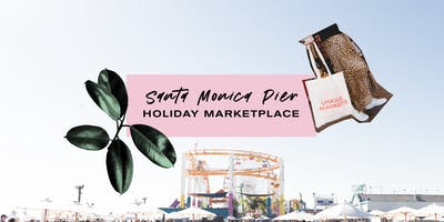 Santa Monica Pier Holiday Market
