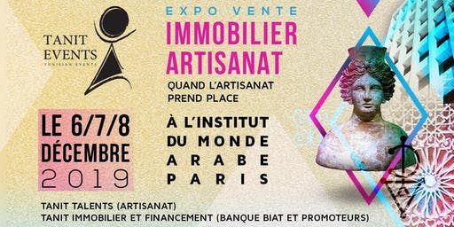 Expo Vente Immobilier Artisanat by Tanit Paris