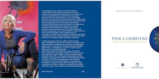 Presentazione del Libro su PAOLA GIORDANO di Marco Eugenio Di Giandomenico
