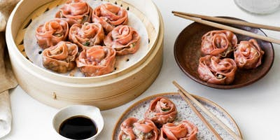 Rose Dumpling Workshop with Kristina Cho of Eat Cho Food