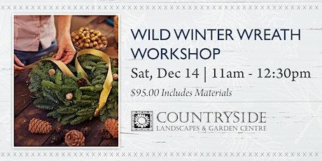 Wild Winter Wreaths tickets