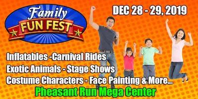Family Fun Fest St Charles Illinois