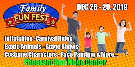 Family Fun Fest St Charles Illinois tickets