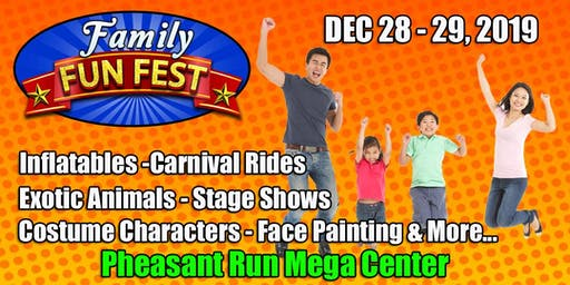 Family Fun Fest St Charles Illinois