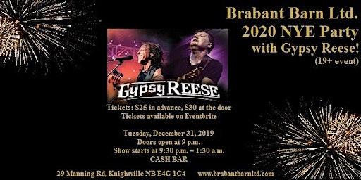 Brabant Barn Ltd - 2020 NYE Party