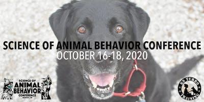 Science of Animal Behavior Conference 2020