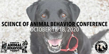 Science of Animal Behavior Conference 2021 tickets