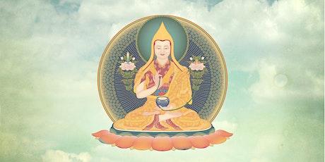 Practicing the Kadampa Path - Workshops with Buddhist Monk Gen Khedrub tickets