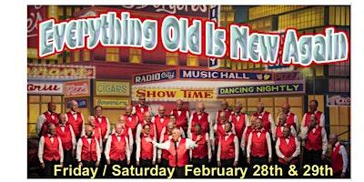 Paradise Coastmen Barbershop Chorus Annual Show