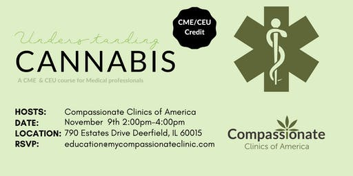 Understanding Cannabis CME for Medical, Health and Wellness Professionals