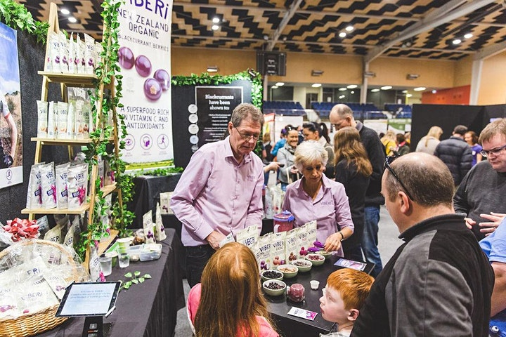 Wellington Healthy Living & Allergy Free Show 2021 image