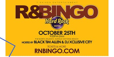 R&Bingo B-CU Homecoming Edition (HARDROCK DAYTONA)