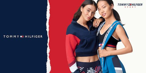 Hey, Gainesville. Shop Tommy Hilfiger Denim and customize your own tote.