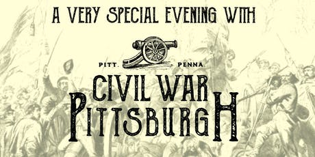 A very special evening with Civil War Pittsburgh tickets