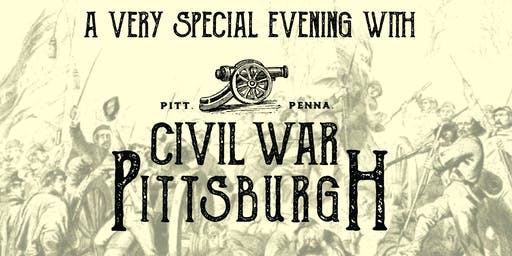 A very special evening with Civil War Pittsburgh