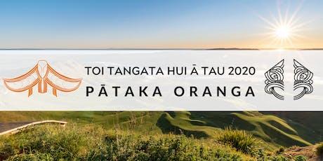 Toi Tangata Hui ā Tau 2020 | Pātaka Oranga tickets