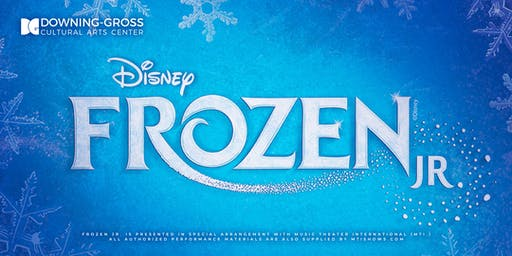 Disney's Frozen Jr. - DG Mainstage Production