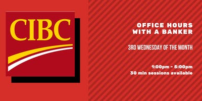 Office Hours With A Banker (CIBC)