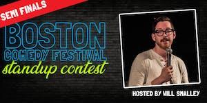 Boston Comedy Festival Stand Up Contest: Semi Final 2