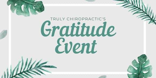 Gratitude Event