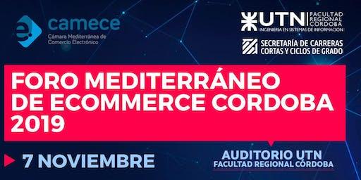 Foro Mediterráneo de Ecommerce Córdoba 2019