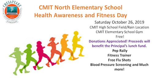 CMIT  North Health Awareness & Fitness Day