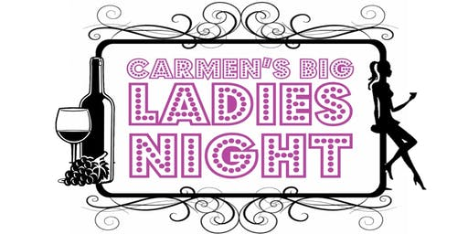 Carmen's Big Ladies Night