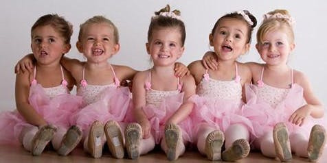 Tiny Tutus and Tumblers!   5 week session