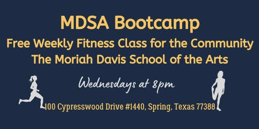 MDSA Bootcamp - Free Community Event
