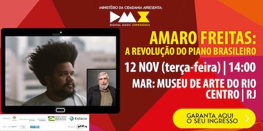 Amaro Freitas: A Revolução Do Piano Brasileiro (DMX 2019)