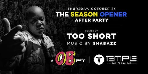 The Season Opener After Party feat Too Short