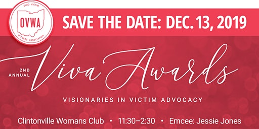 2019 Visionaries in Victim Advocacy Awards