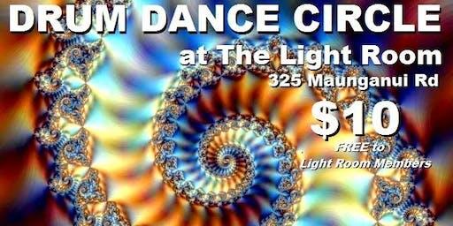 Drum Dance Circle - at The Light Room - Fri1Nov