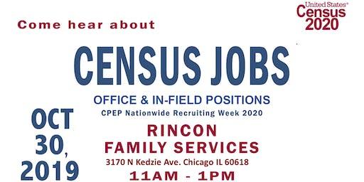 Census Bureau Job Fair - Applicant Day!